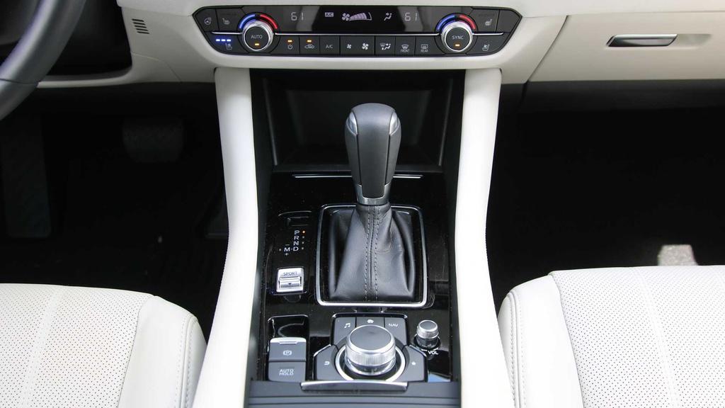 Danh gia Mazda 6 2019 - dat do nhung nhieu cong nghe hinh anh 18