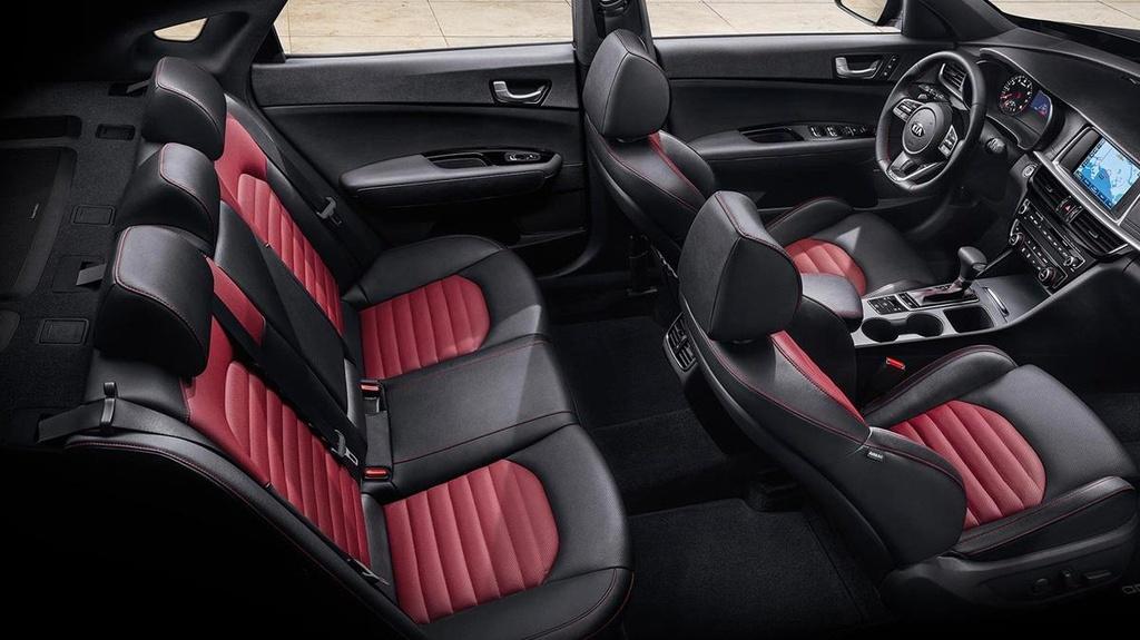 Danh gia Mazda 6 2019 - dat do nhung nhieu cong nghe hinh anh 26