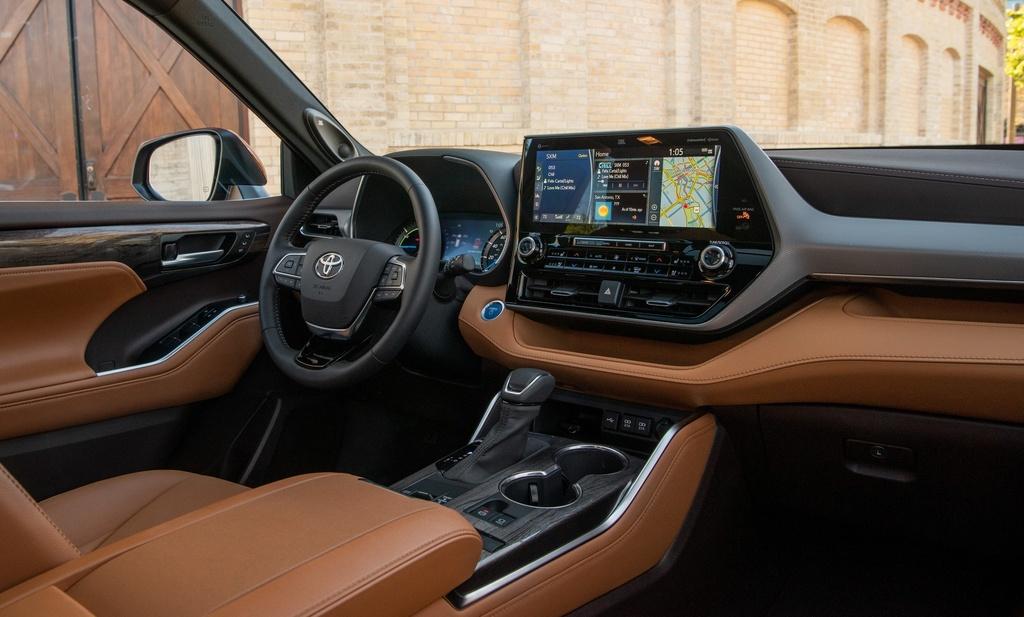 Toyota Highlander 2020 tang gia anh 12