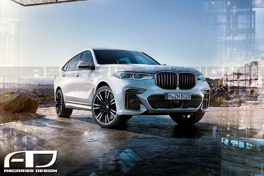 so sanh BMW X8 voi X7 anh 2