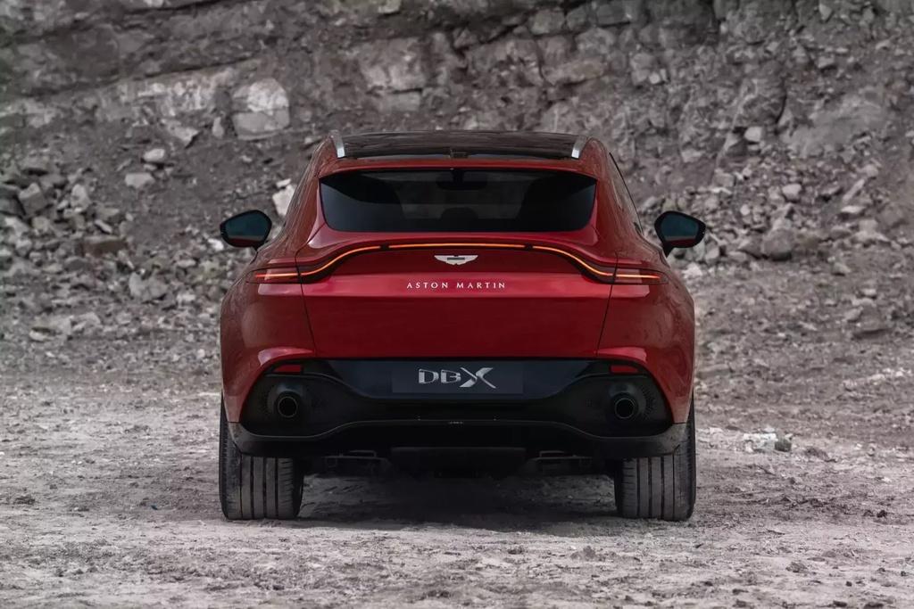 danh gia Aston Martin DBX 2020 anh 6