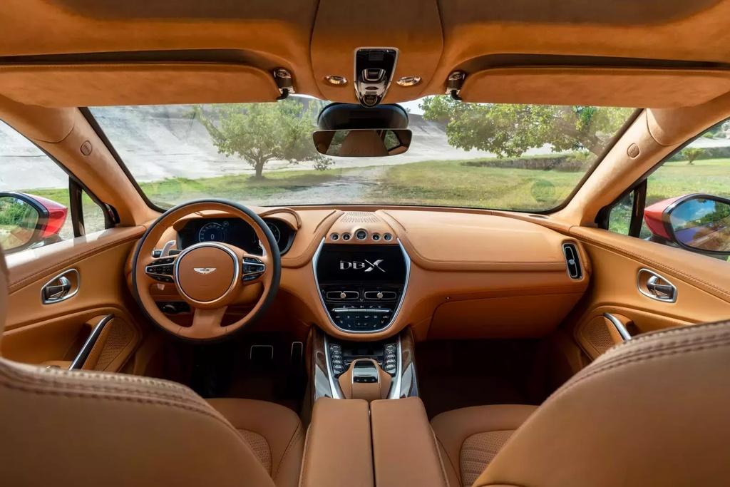 danh gia Aston Martin DBX 2020 anh 13