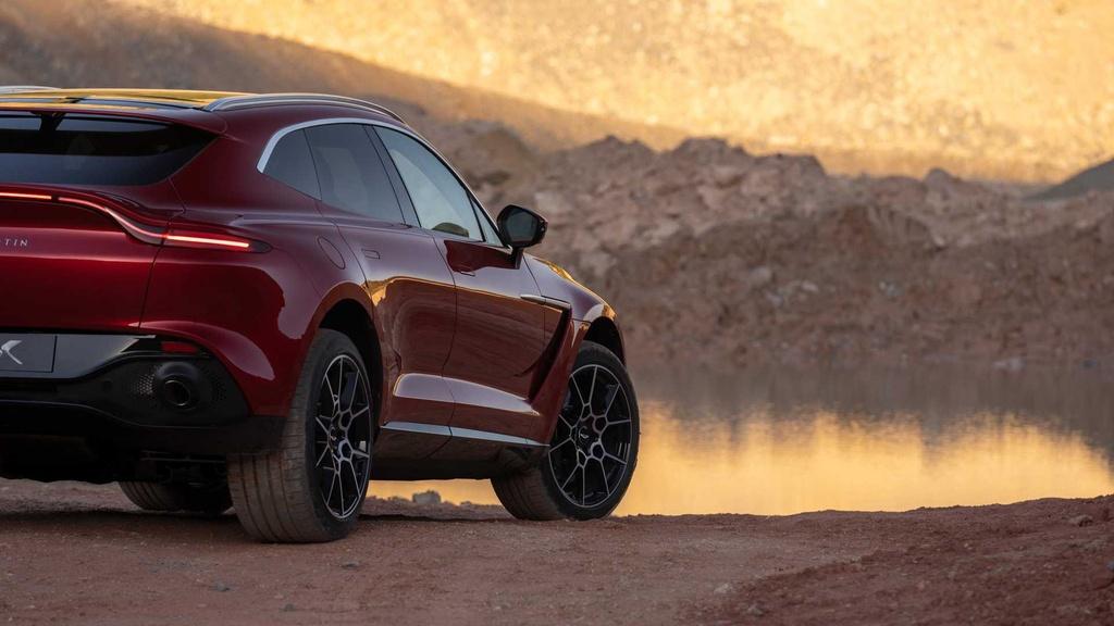 danh gia Aston Martin DBX 2020 anh 5