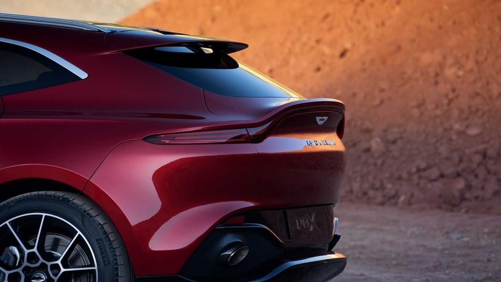 danh gia Aston Martin DBX 2020 anh 12