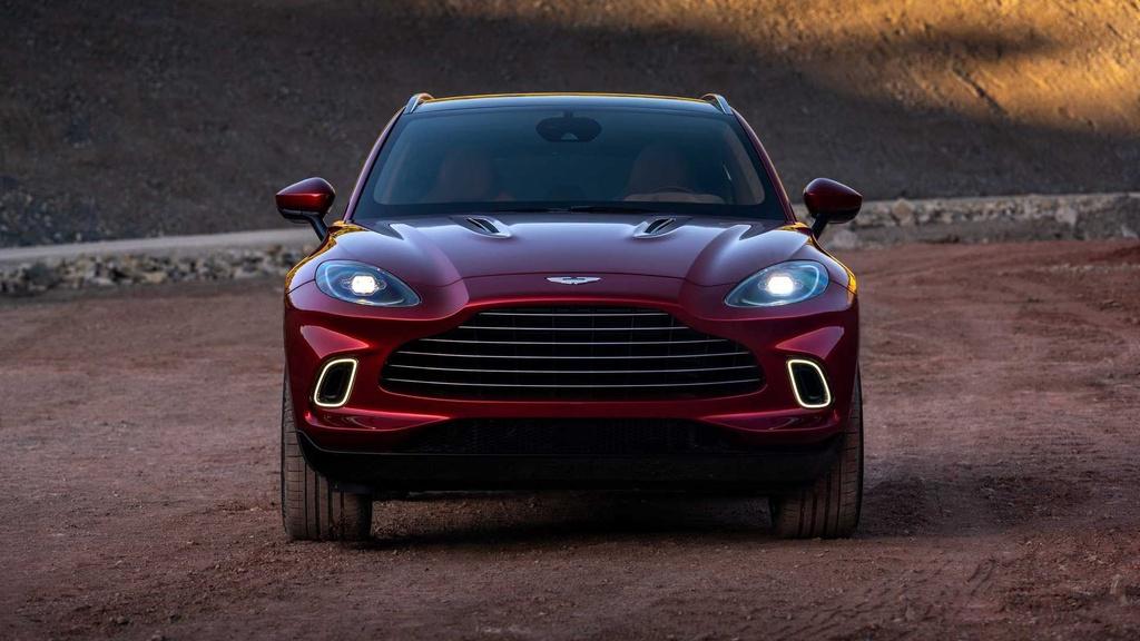 danh gia Aston Martin DBX 2020 anh 7