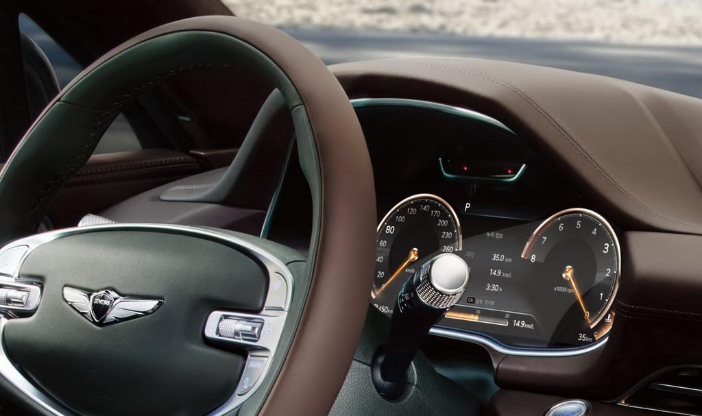 SUV hang sang cua Hyundai lo dien, chua ro gia ban hinh anh 6 2020_Genesis_GV80_10.jpg