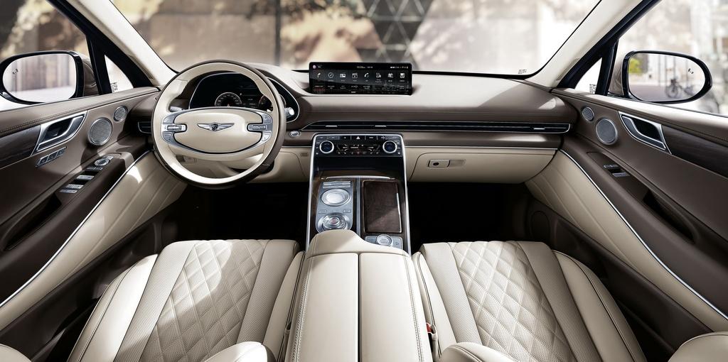 SUV hang sang cua Hyundai lo dien, chua ro gia ban hinh anh 3 2020_Genesis_GV80_8.jpg