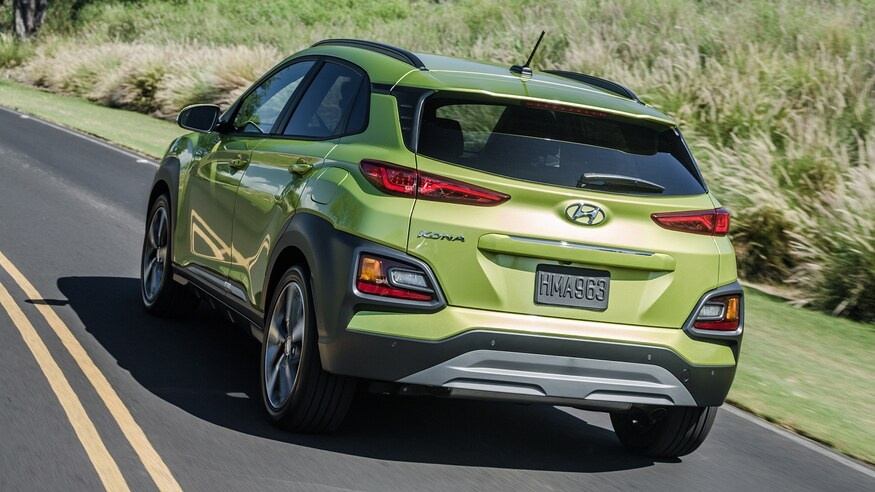 chon mua Mazda CX-30 2020 hay Hyundai Kona 2020? anh 37