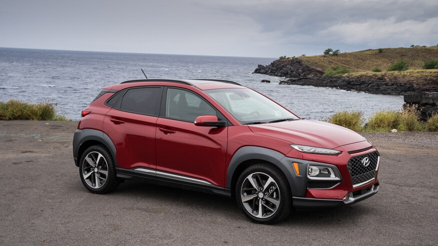 chon mua Mazda CX-30 2020 hay Hyundai Kona 2020? anh 3