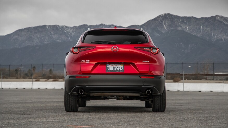 chon mua Mazda CX-30 2020 hay Hyundai Kona 2020? anh 28