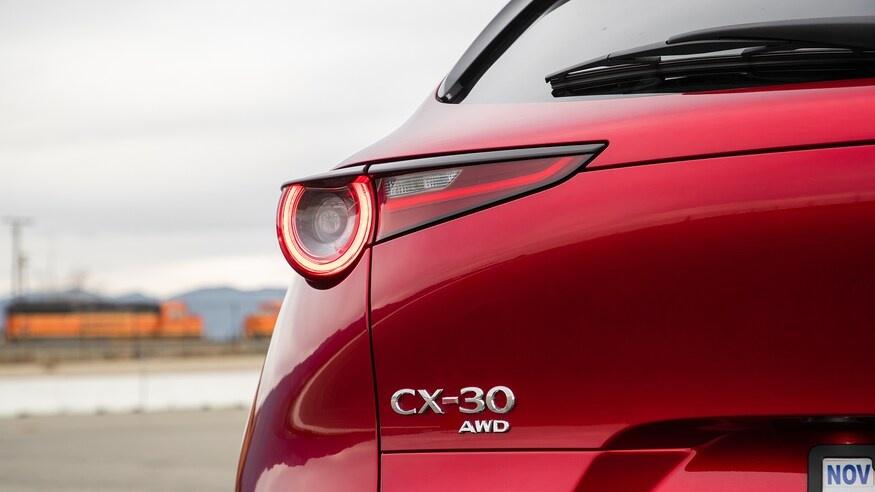 chon mua Mazda CX-30 2020 hay Hyundai Kona 2020? anh 11