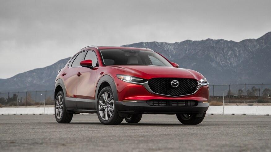 chon mua Mazda CX-30 2020 hay Hyundai Kona 2020? anh 27