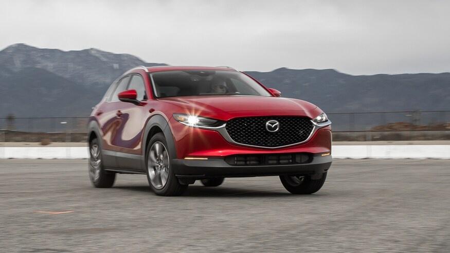 chon mua Mazda CX-30 2020 hay Hyundai Kona 2020? anh 2