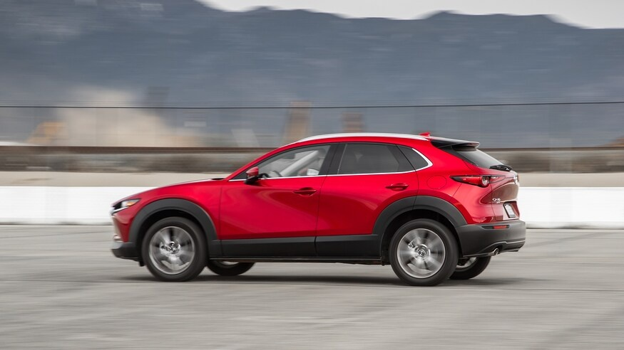 chon mua Mazda CX-30 2020 hay Hyundai Kona 2020? anh 24
