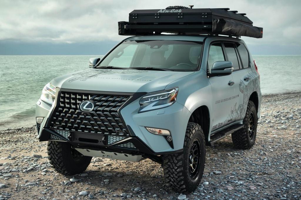 Concept SUV off-road cua Lexus - xe hang sang ham ho hinh anh 4 Lexus_GX_Overland_Concept_11.jpg