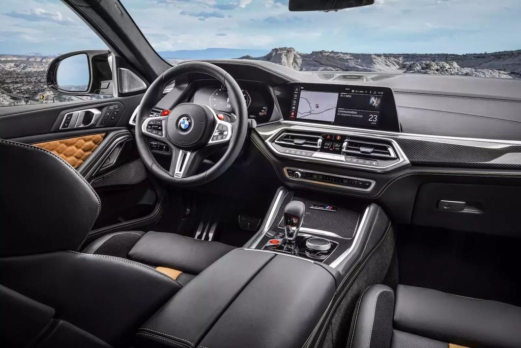Danh gia BMW X6 M 2020 – SUV hieu suat cao dung chat hinh anh 5 2020_bmw_x6_m_36_1600x0.jpg