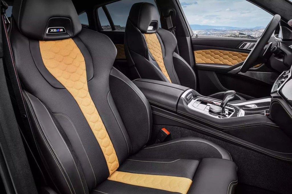 Danh gia BMW X6 M 2020 – SUV hieu suat cao dung chat hinh anh 19 2020_bmw_x6_m_37_1600x0.jpg
