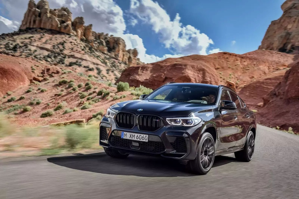 danh gia BMW X6 M 2020 anh 10