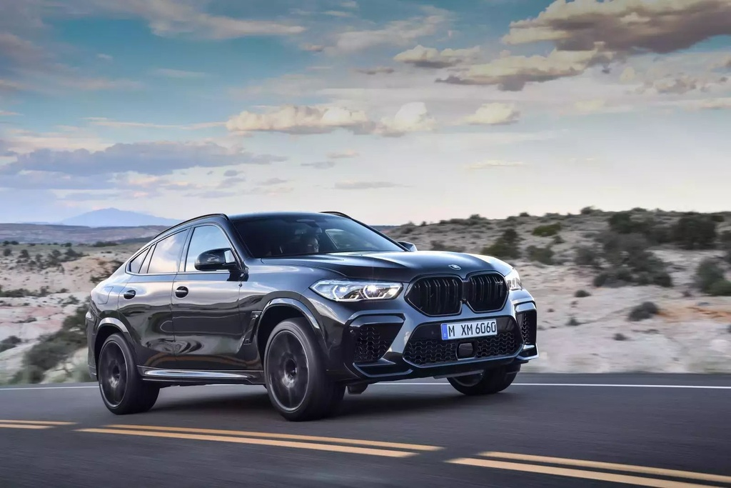 danh gia BMW X6 M 2020 anh 9