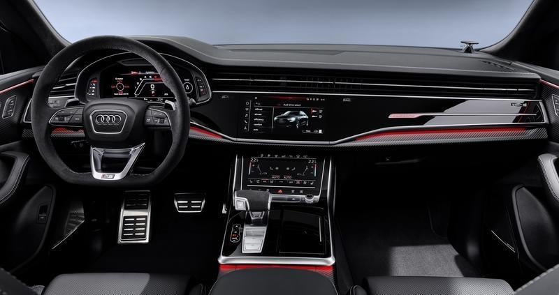 Danh gia Audi RS Q8 2020 - du suc sanh ngang Lamborghini Urus? hinh anh 20 20120_audi_rs_q8_112_800x0w.jpg