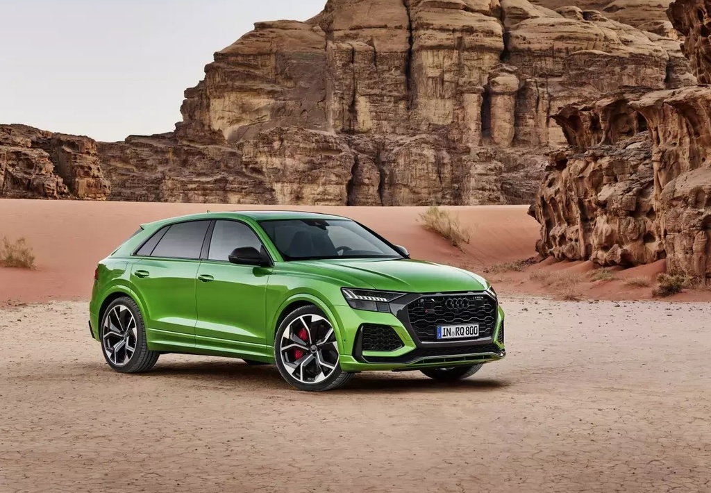 Danh gia Audi RS Q8 2020 - du suc sanh ngang Lamborghini Urus? hinh anh 1 2020_audi_rs_q8_72_1600x0_22_.jpg