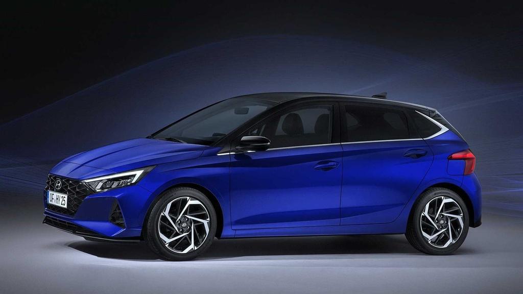 Hyundai i20 2021 lo dien - thiet ke sac net, ra mat vao thang 3 hinh anh 3 hyundai_i20_2021_4_.jpg