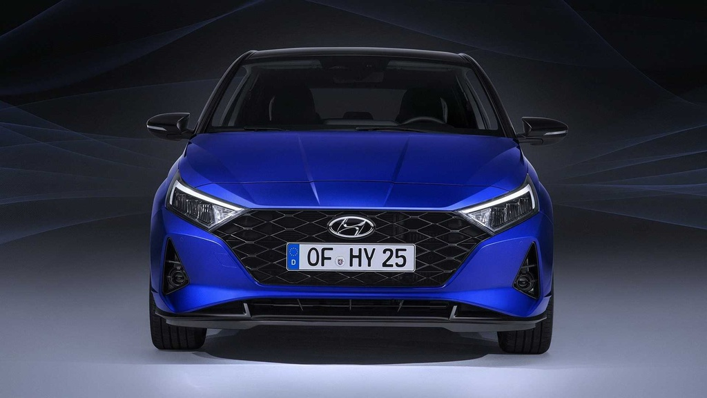 Hyundai i20 2021 lo dien - thiet ke sac net, ra mat vao thang 3 hinh anh 1 hyundai_i20_2021_5_.jpg