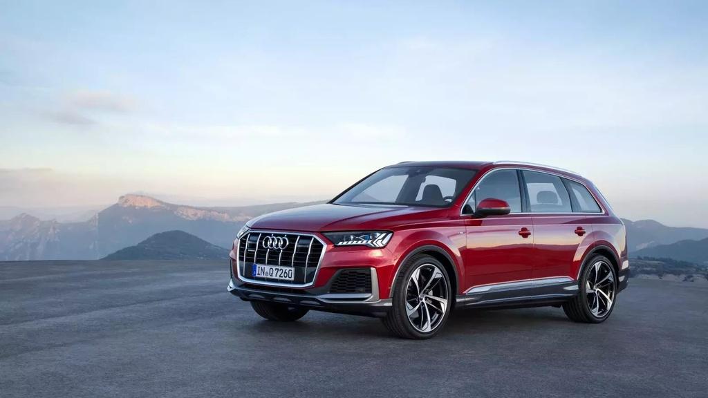 danh gia Audi Q7 2020 anh 9