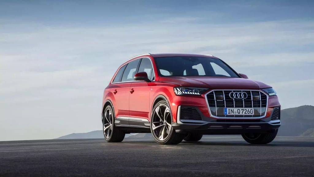 danh gia Audi Q7 2020 anh 8