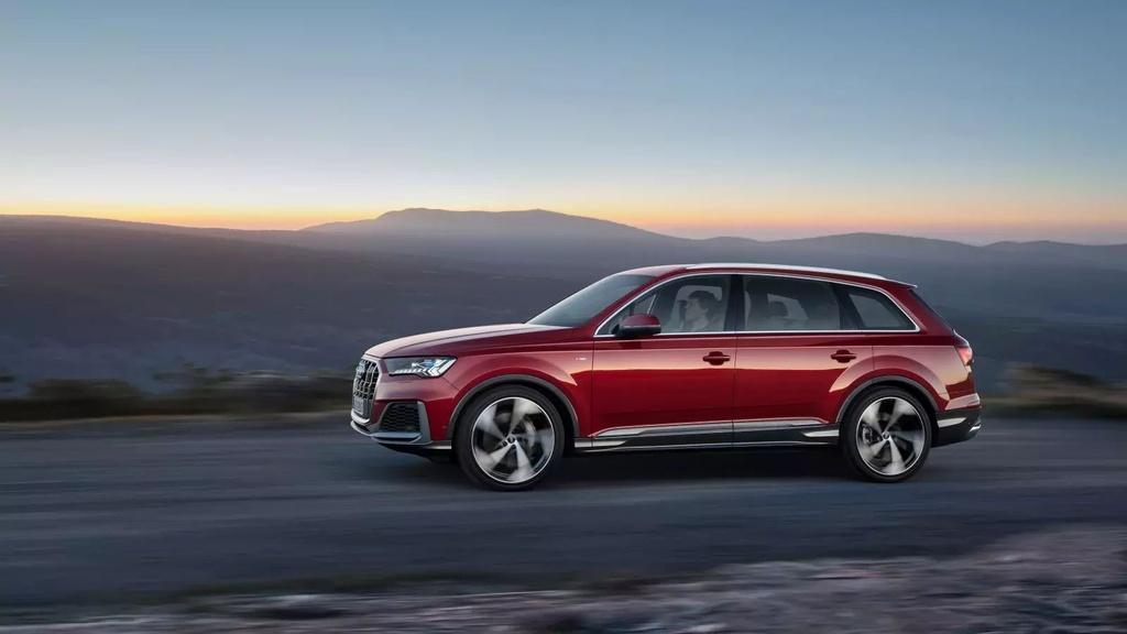 danh gia Audi Q7 2020 anh 12