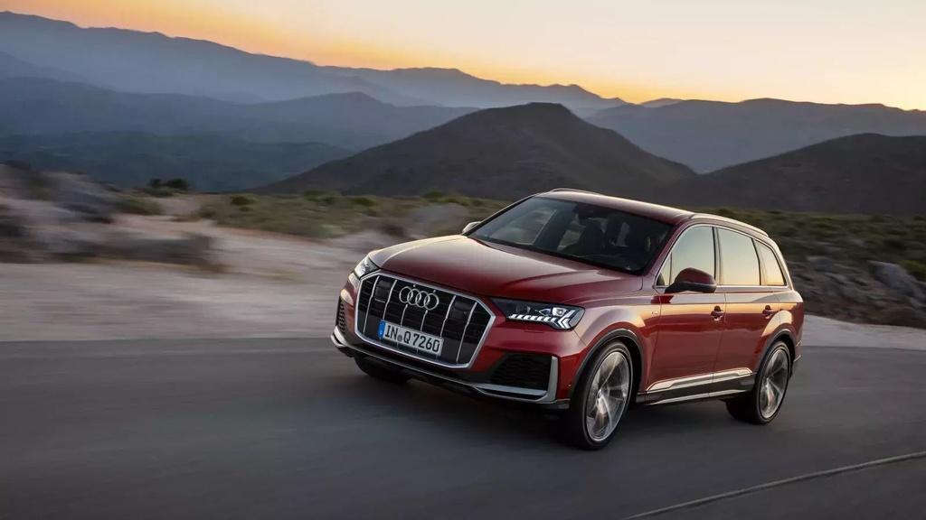 danh gia Audi Q7 2020 anh 11