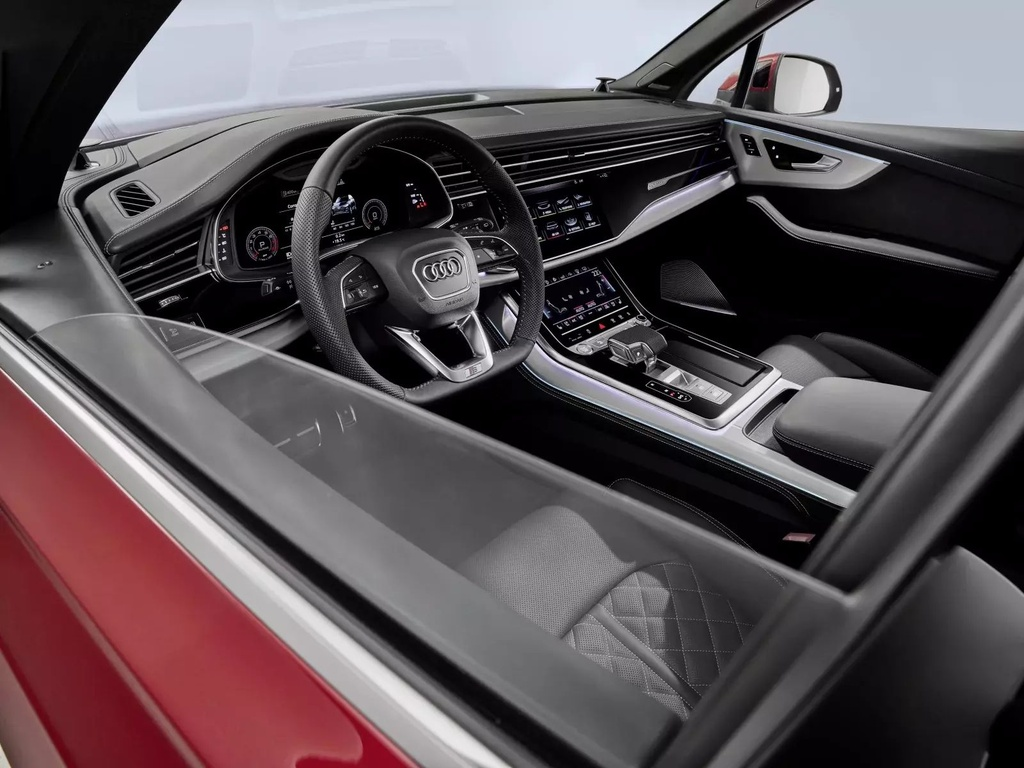 danh gia Audi Q7 2020 anh 24