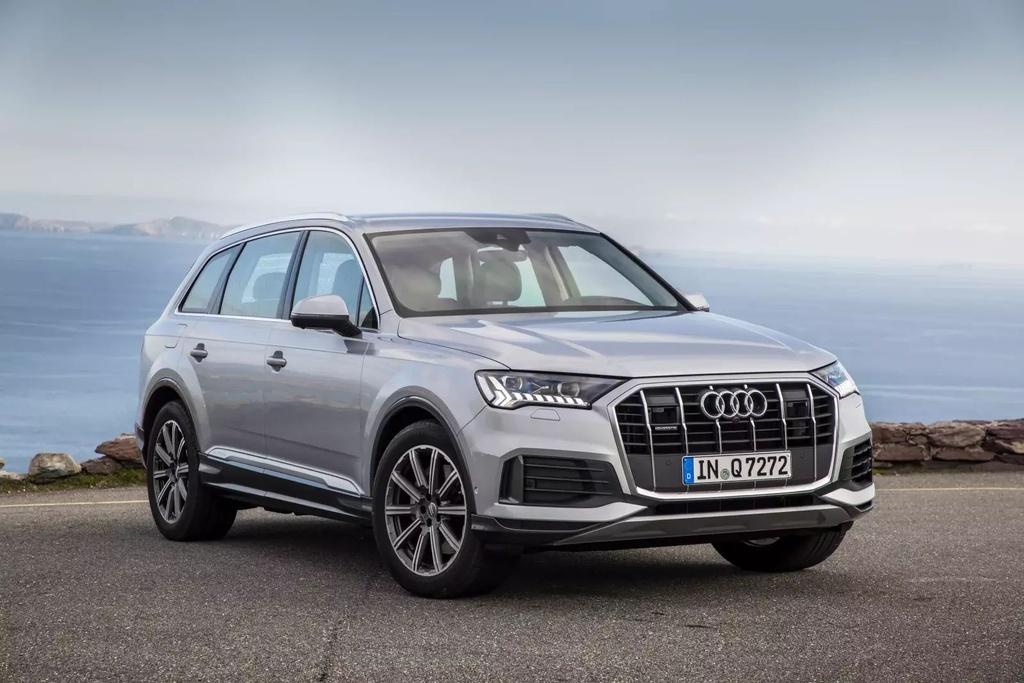 danh gia Audi Q7 2020 anh 1