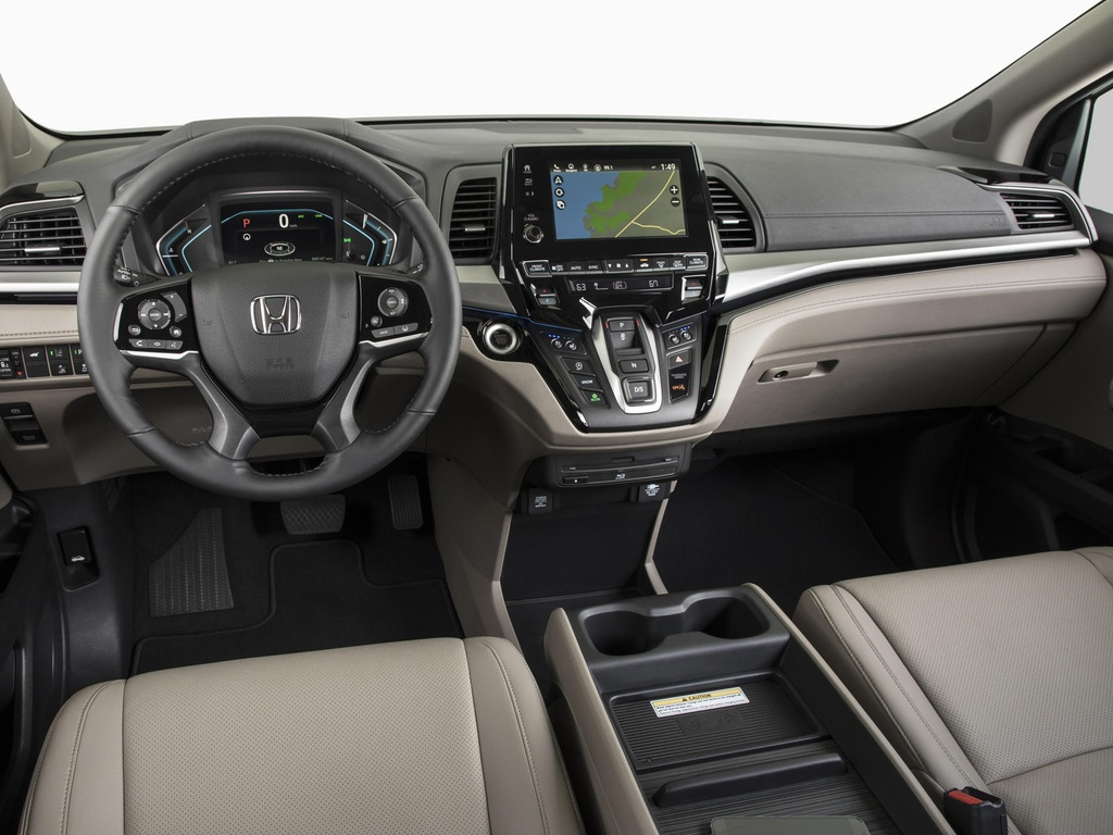 Honda Odyssey 2021 ra mat - thiet ke khong dep, tap trung vao an toan hinh anh 4 686831.jpg