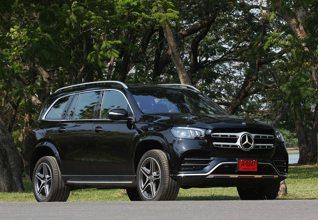 danh gia Mercedes GLS350d 4Matic 2020 anh 1