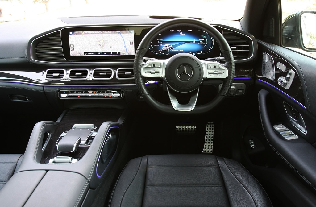 danh gia Mercedes GLS350d 4Matic 2020 anh 3