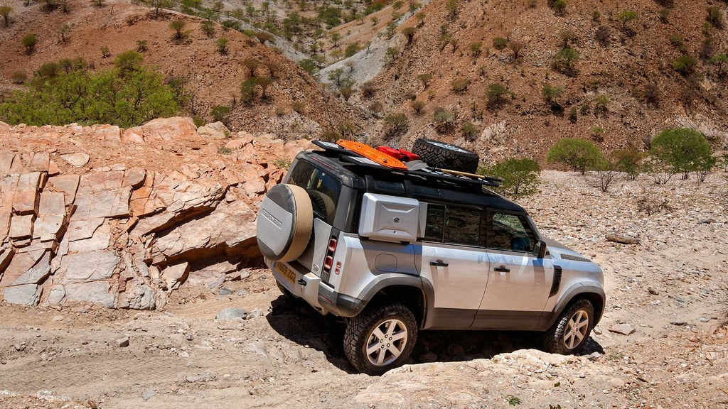 danh gia Land Rover Defender 2020 anh 28