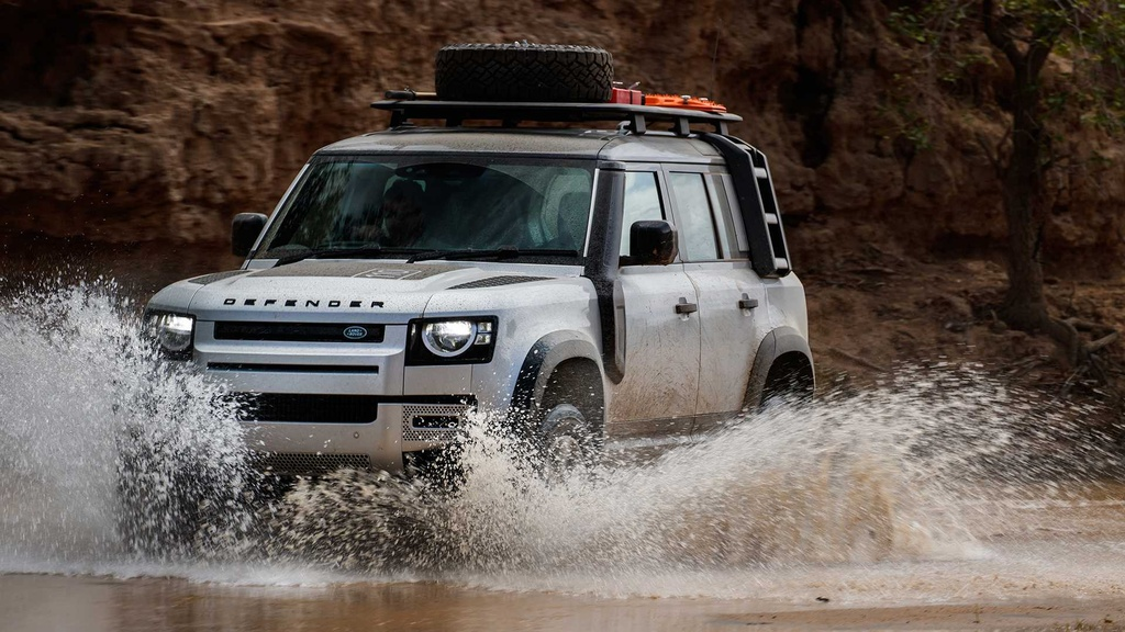danh gia Land Rover Defender 2020 anh 3