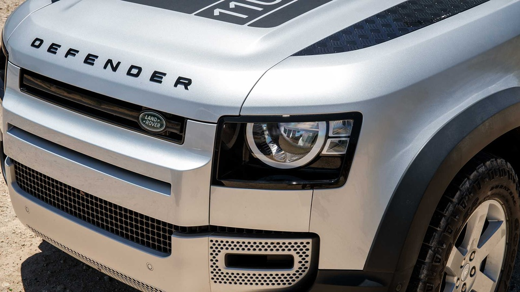 danh gia Land Rover Defender 2020 anh 9