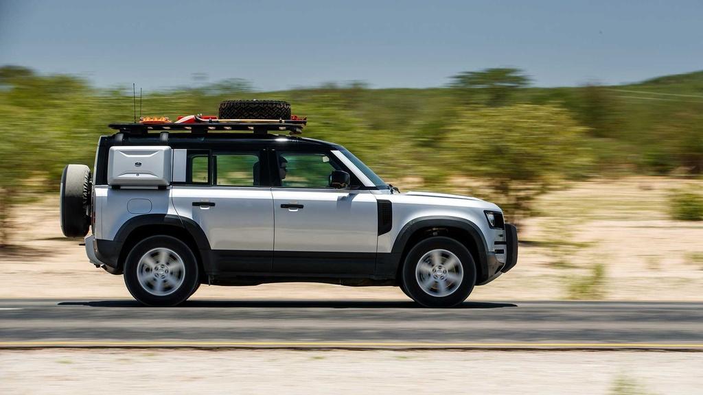 Danh gia Land Rover Defender 2020 – tim lai hao quang qua khu hinh anh 26 57.jpg