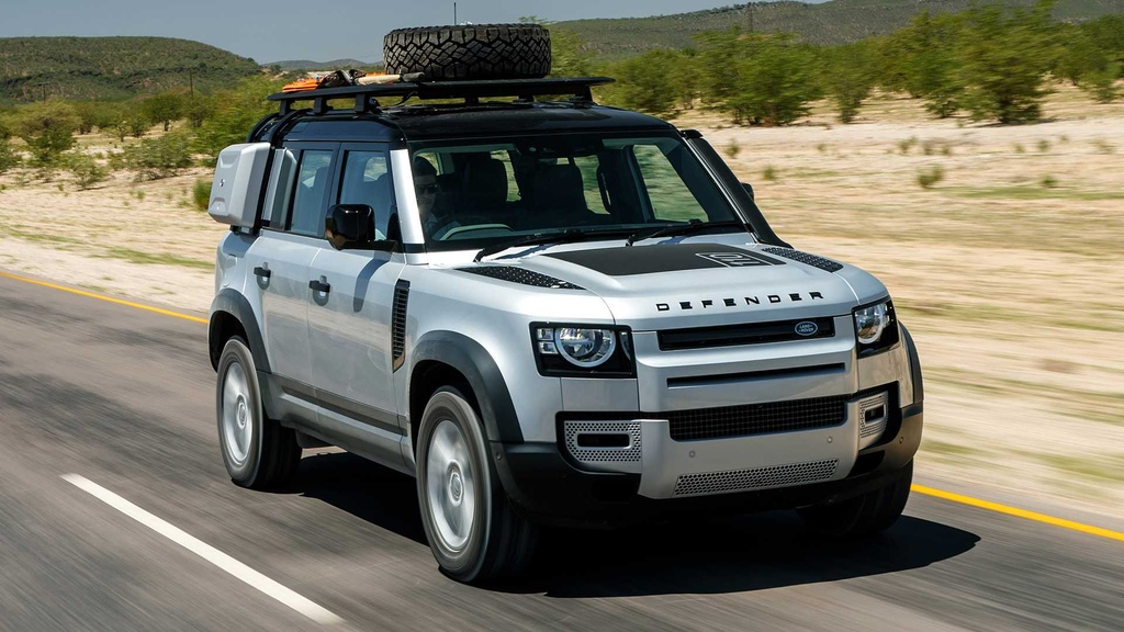 danh gia Land Rover Defender 2020 anh 40
