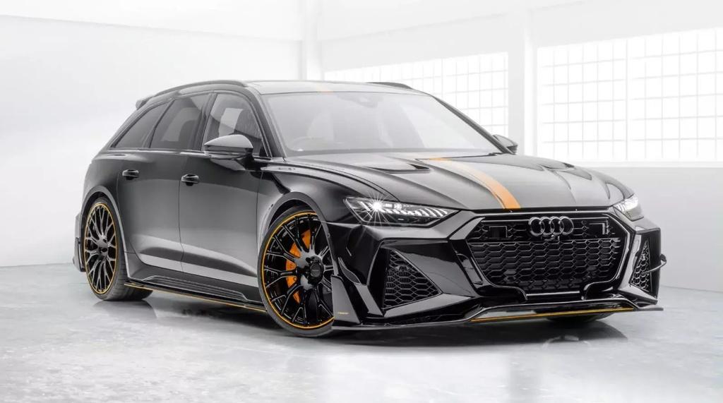 danh gia ban do Audi RS6 2020 anh 1