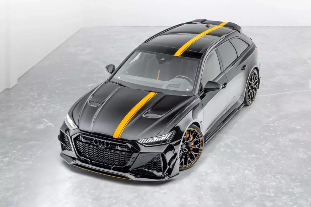 danh gia ban do Audi RS6 2020 anh 15