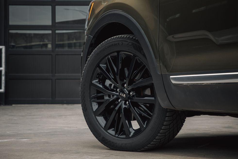 so sanh Kia Telluride 2020 va Toyota Highlander 2020 anh 11