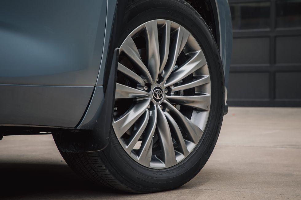 so sanh Kia Telluride 2020 va Toyota Highlander 2020 anh 12