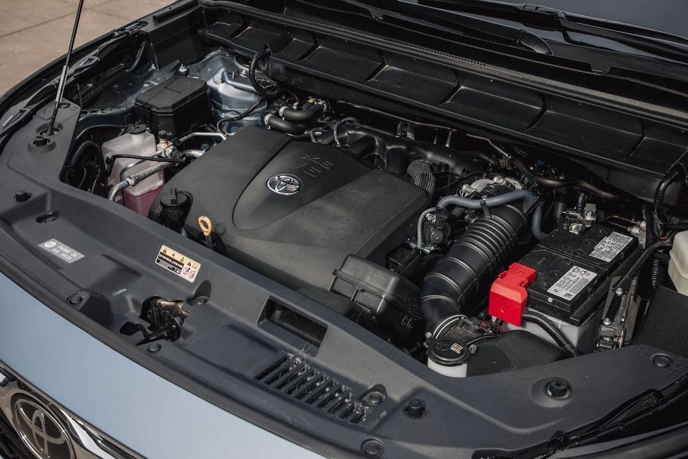 so sanh Kia Telluride 2020 va Toyota Highlander 2020 anh 8
