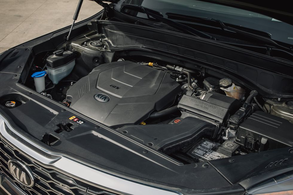 so sanh Kia Telluride 2020 va Toyota Highlander 2020 anh 7