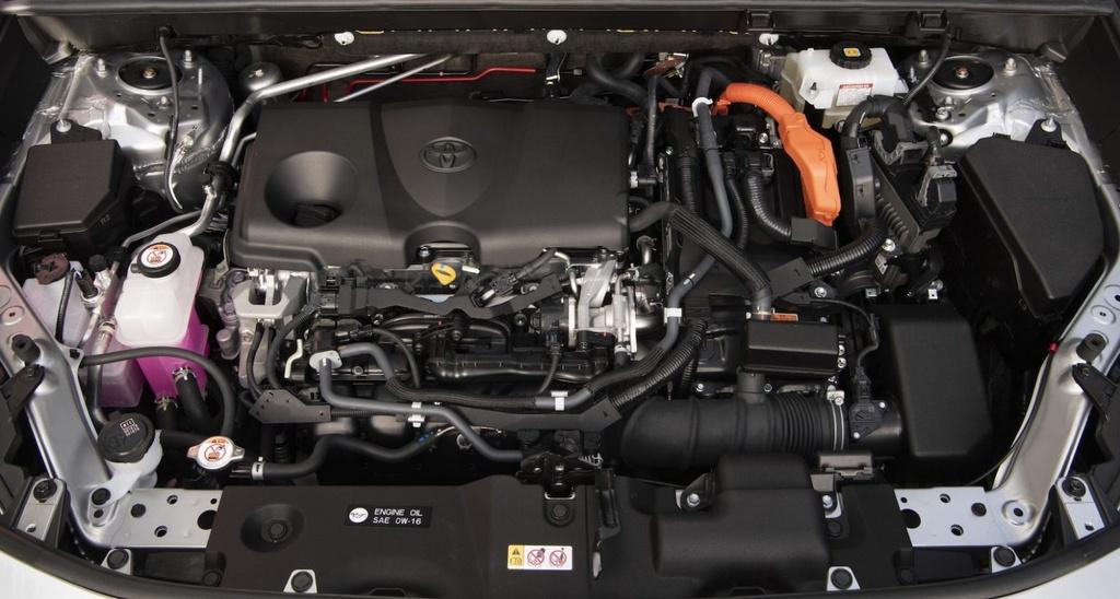 danh gia Toyota RAV4 Hybrid 2020 anh 13