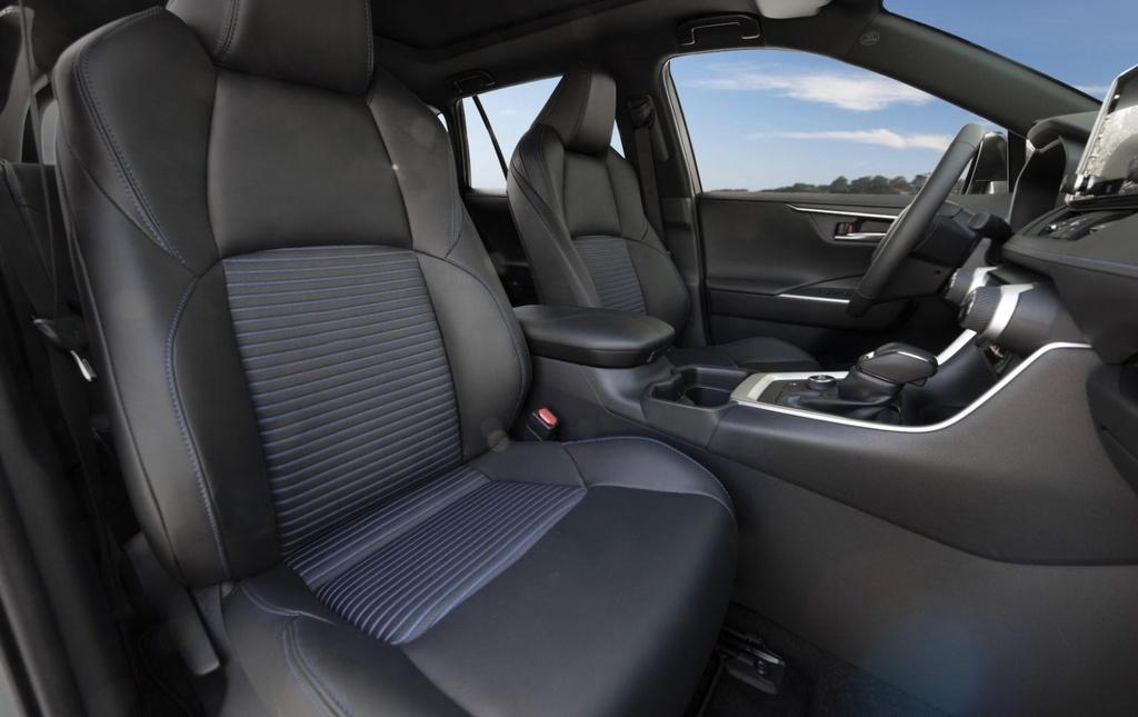 danh gia Toyota RAV4 Hybrid 2020 anh 16