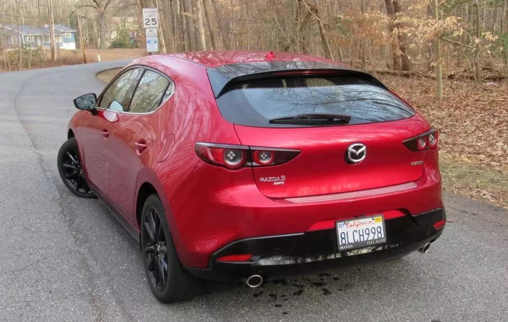 danh gia Mazda3 2020 anh 3